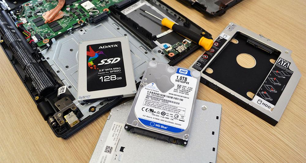 Jak zmodernizować komputer z dyskiem SSD