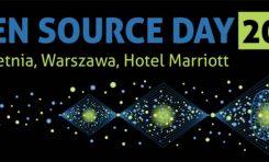IX edycja Open Source Day już 26 kwietnia w Warszawie