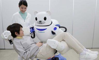 Intel i Meridian prowadzą badania terenowe nad prototypem robota domowej opieki zdrowotnej