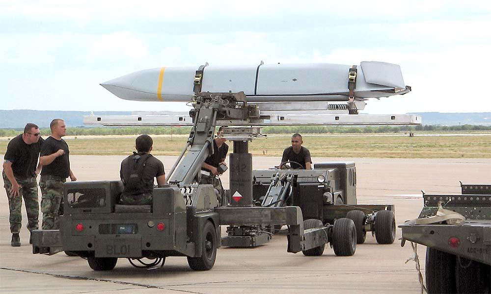Technologia w armii jest. Tylko niekompletna.