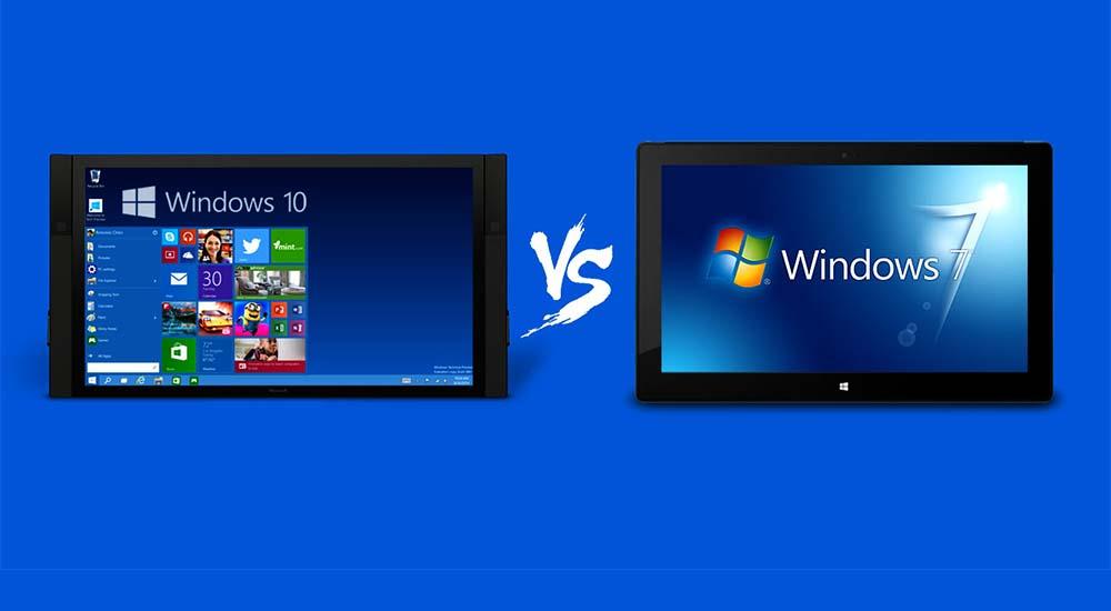 Robisz upgrade z Windowsa 7 do 10? Uważaj na możliwą utratę danych
