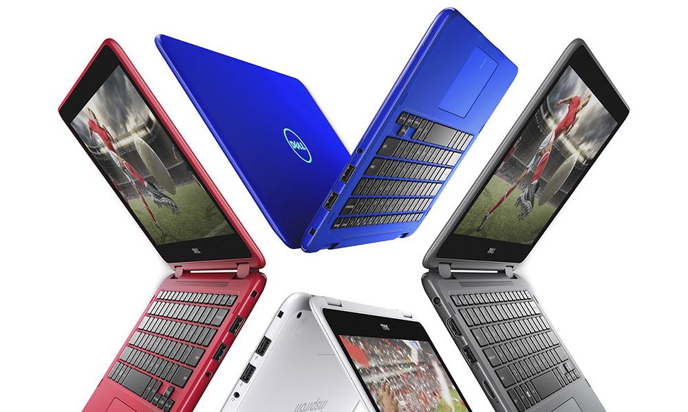 Computex 2016: Dell Inspiron serii 7000 – pierwszy na świecie na świecie 17-calowy laptop 2w1