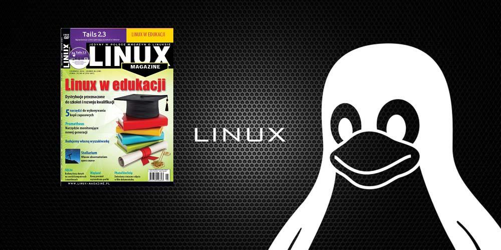 Co nowego w Linux Magazine w czerwcu?