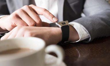 Sprawdź stan konta w zegarku