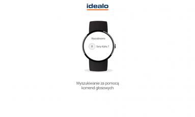 Aplikacja do porównywania cen na Twoim smartwatch?