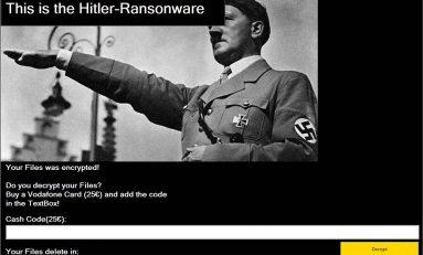 Nadciąga Hitler...