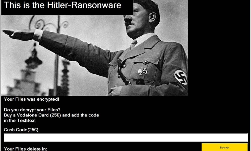 Nadciąga Hitler…