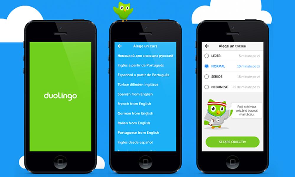 Nauka języka nie musi być nudna….Technologia nam pomoże!