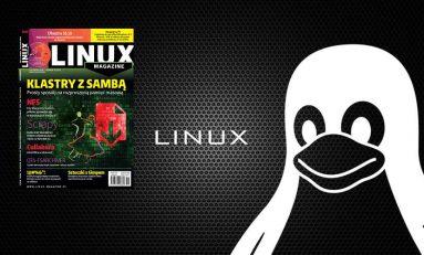 Co nowego w Linux Magazine w listopadzie?
