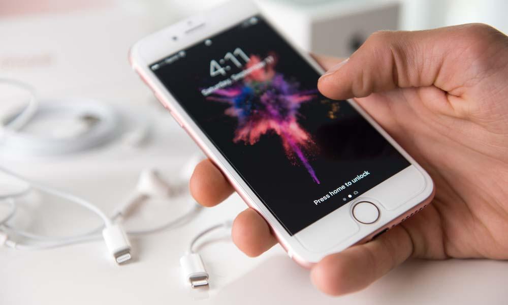 Szkło ochronne dla Twojego iPhone'a 7