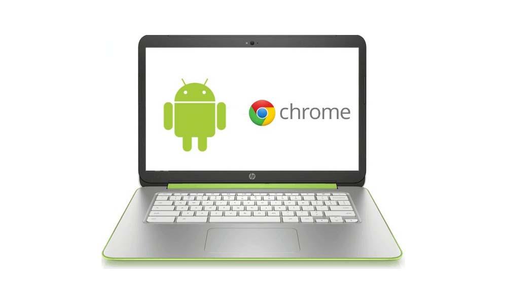 Wszystkie nowe Chromebooki będą uruchamiały aplikacje na Androida od razu po wyjęciu z pudełka