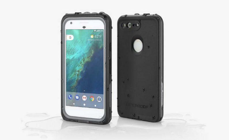 Można już kupić nowy, supermocny i wodoodporny pokrowiec dla smartfonów Google Pixel i Pixel XL