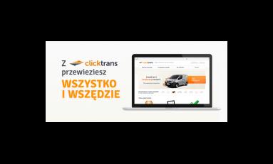 Clicktrans.pl – zorganizuj transport w Internecie
