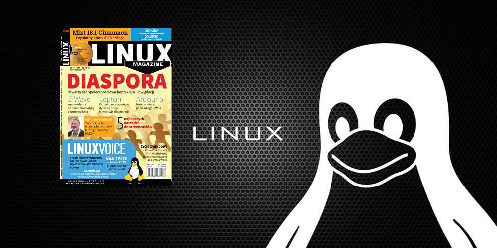 Co nowego w Linux Magazine w lutym?