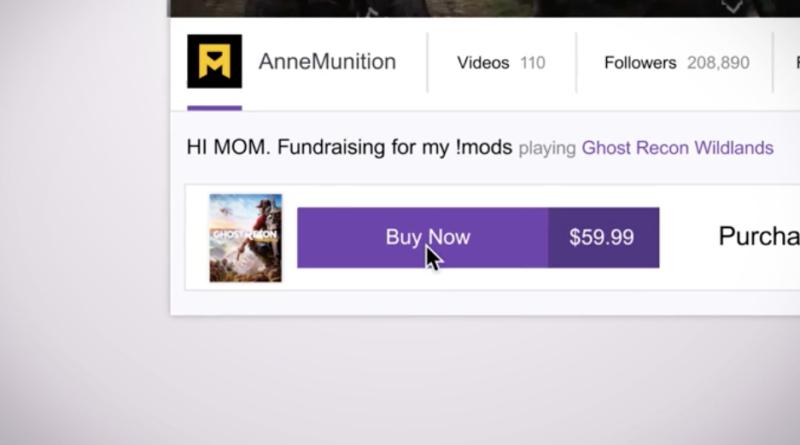 Twitch rozpocznie sprzedaż gier, a streamerzy dostaną część dochodu ze sprzedaży