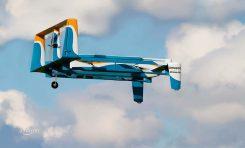 Drony dostawcze Amazonu być może niedługo będą zrzucały paczki na spadochronach