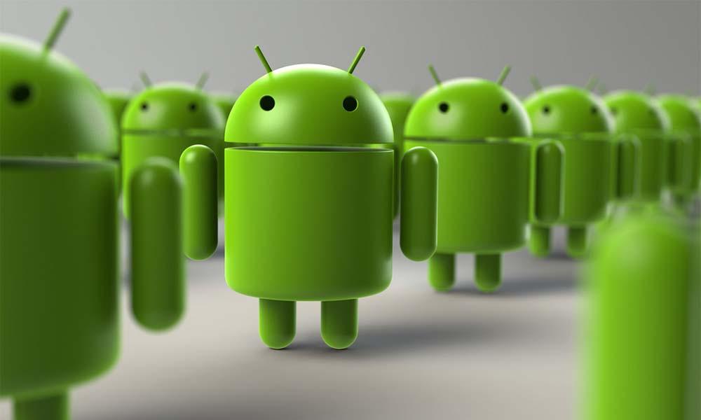 Google opublikował najnowsze miesięczne zestawienie wykorzystania wersji Androida