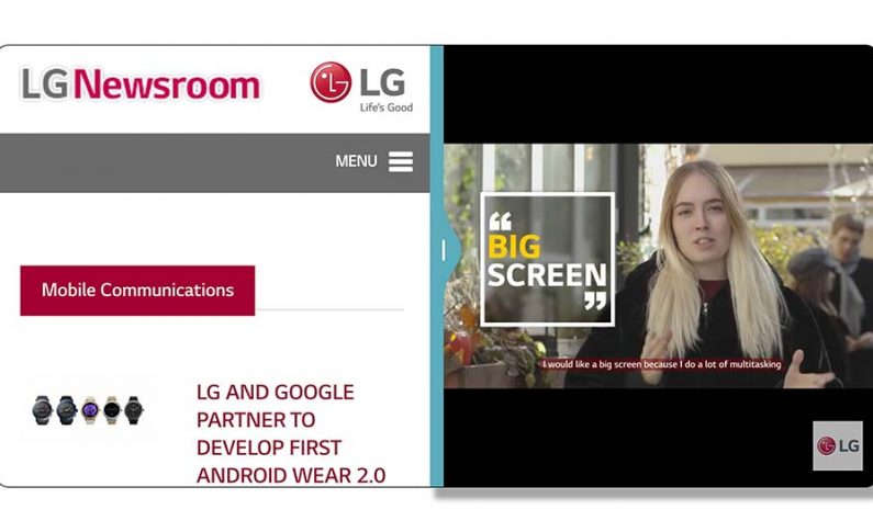 """LG wyjaśnia, po co w nowym G6 jest duży wyświetlacz """"FullVision"""""""