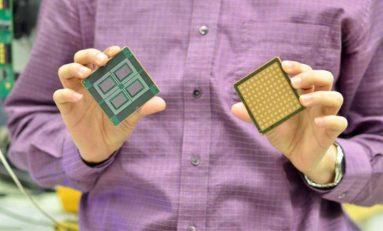 Sieć 5G startuje z chipami, takimi jak krzemowe anteny
