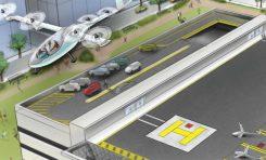 Uber sprawy latających samochodów zaczyna traktować poważnie