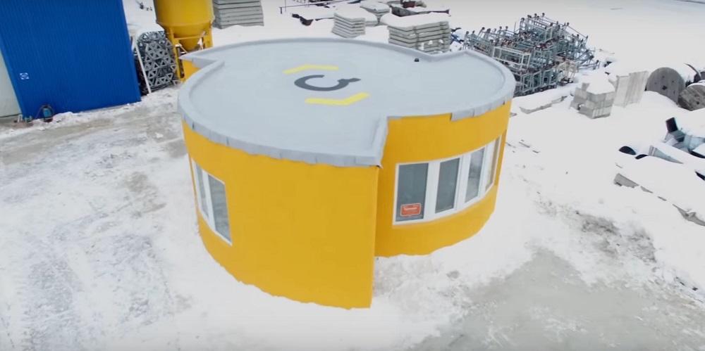 Dom wydrukowany w technologii 3D w 24 godziny