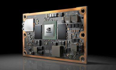 Nvidia Jetson TX2 napędzany Pascalem deklasuje Raspberry Pi