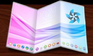 Galaxy X - składany telefon od Samsunga może w tym roku opuścić laboratoria