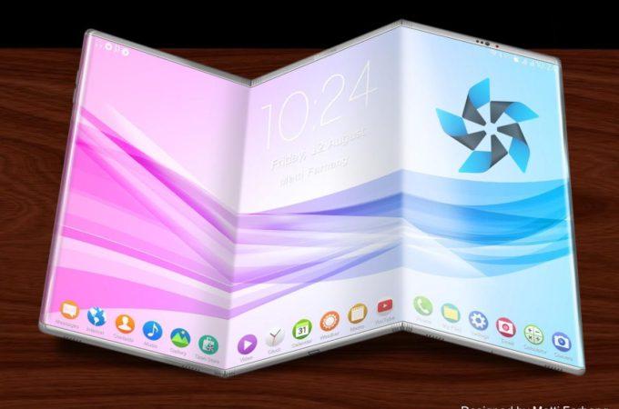 Galaxy X – składany telefon od Samsunga może w tym roku opuścić laboratoria