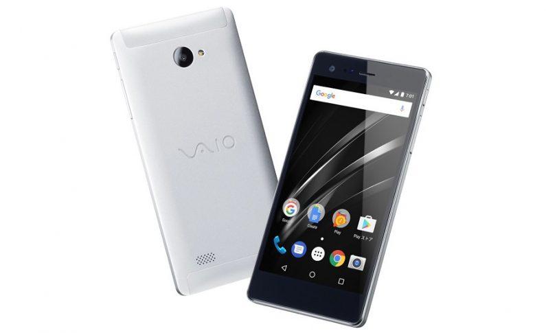 VAIO wskrzesili zgrabny telefon z Windowsem, żeby teraz działał na Androidzie