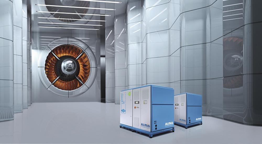 Inteligentne systemy sprężonego powietrza
