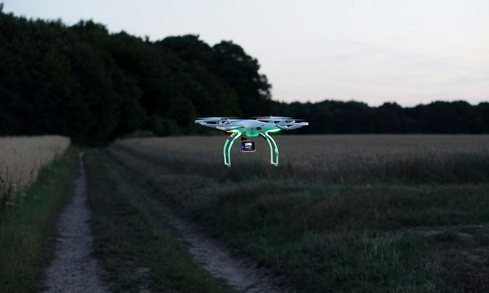 Mini drony – propozycja dla każdego