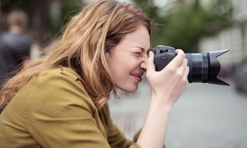 Jak wybrać lustrzankę na początek przygody fotograficznej?