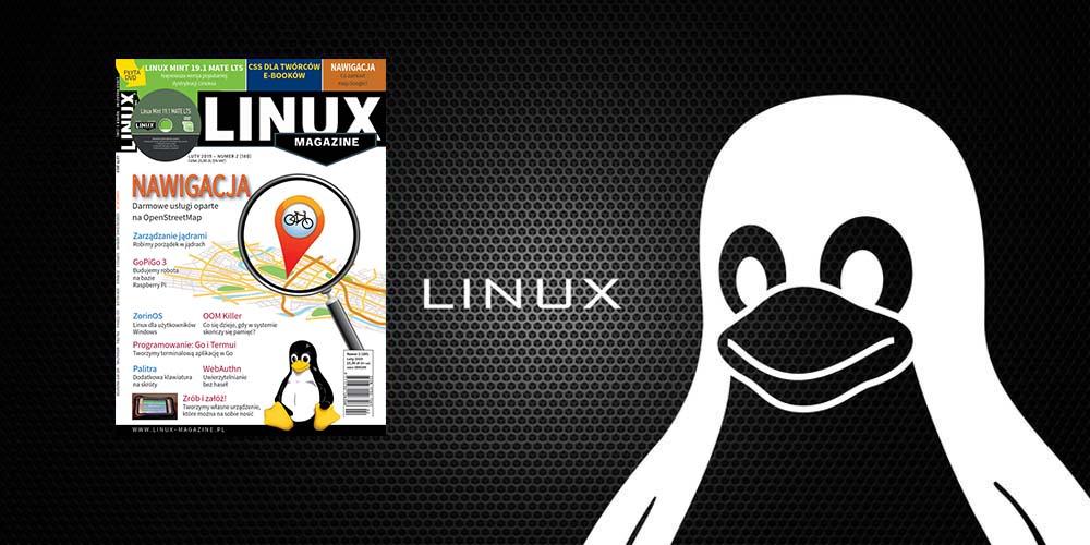 Co nowego w lutowym Linux Magazine?