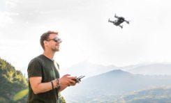 Drony wygodne w użyciu