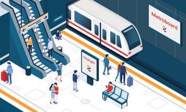 Dlaczego warto reklamować się w warszawskim metrze?
