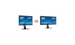 Monitory dla graczy – optymalna wielkość monitora