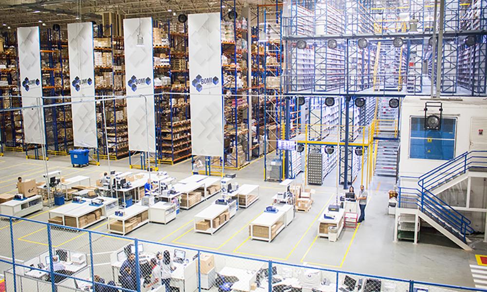 Nowoczesne metody kompletacji zamówień jako element wsparcia systemu WMS