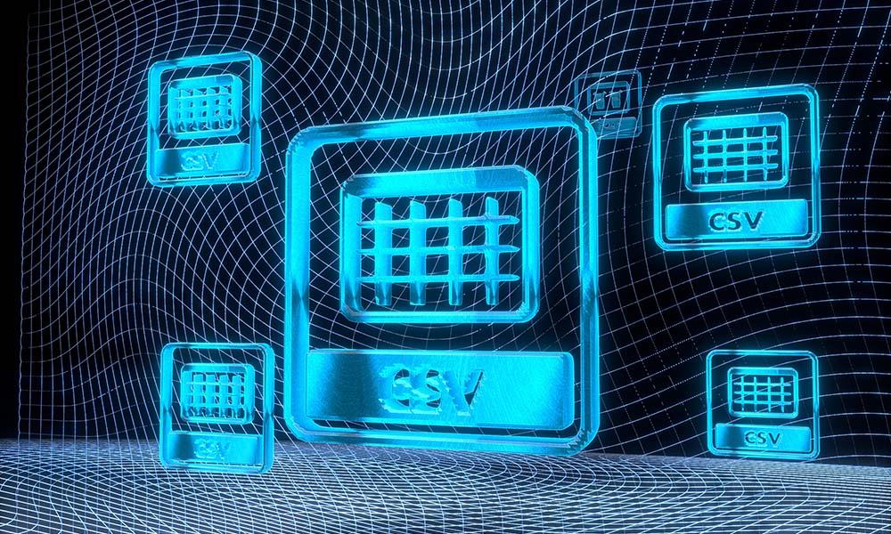 Dziesiątki tysięcy produktów – jeden plik CSV