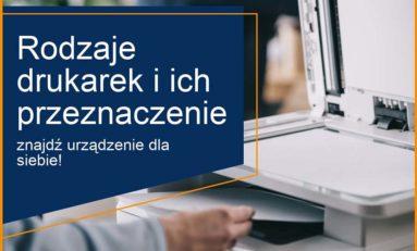 Rodzaje drukarek i ich przeznaczenie – znajdź urządzenie dla siebie!