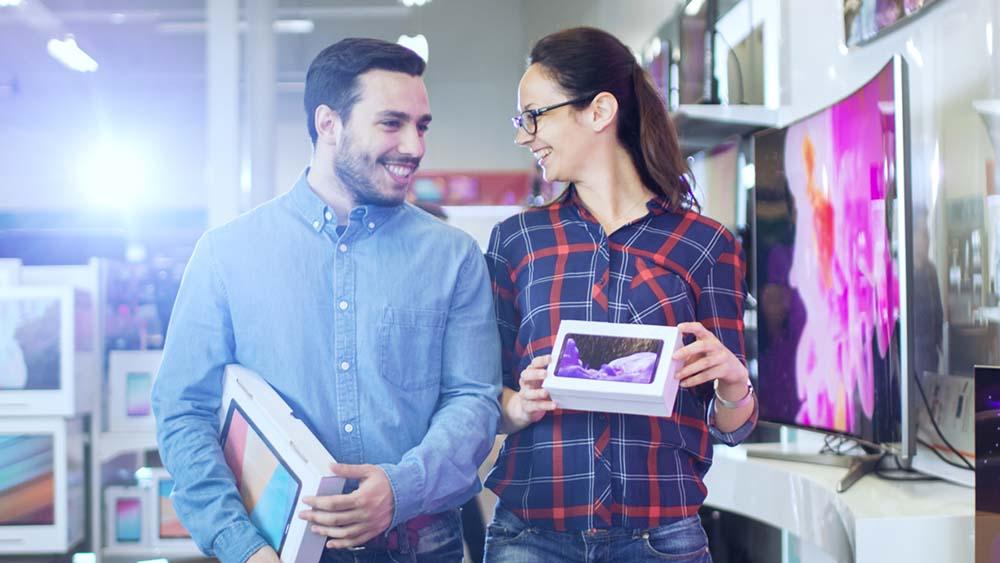 Porównaj ceny elektroniki w sklepach stacjonarnych – z tą aplikacją to możliwe!