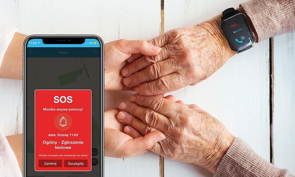 Komfort seniora w czasie epidemii – Bezpieczna Rodzina w trosce o osoby starsze