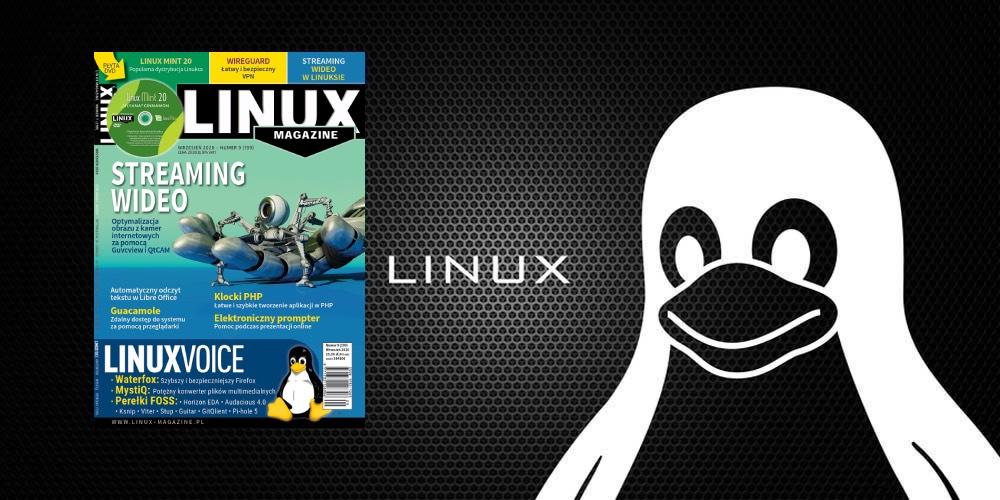 Co nowego w Linux Magazine we wrześniu?