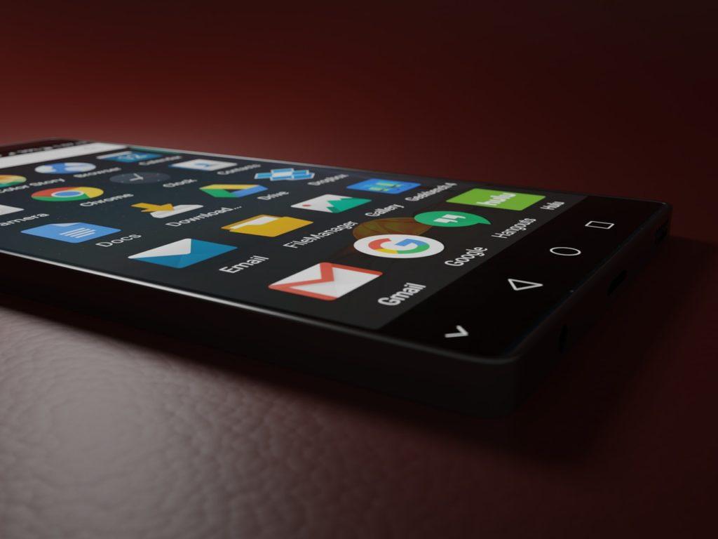 Aplikacja do korzystania z dysku gdrive na Androidzie