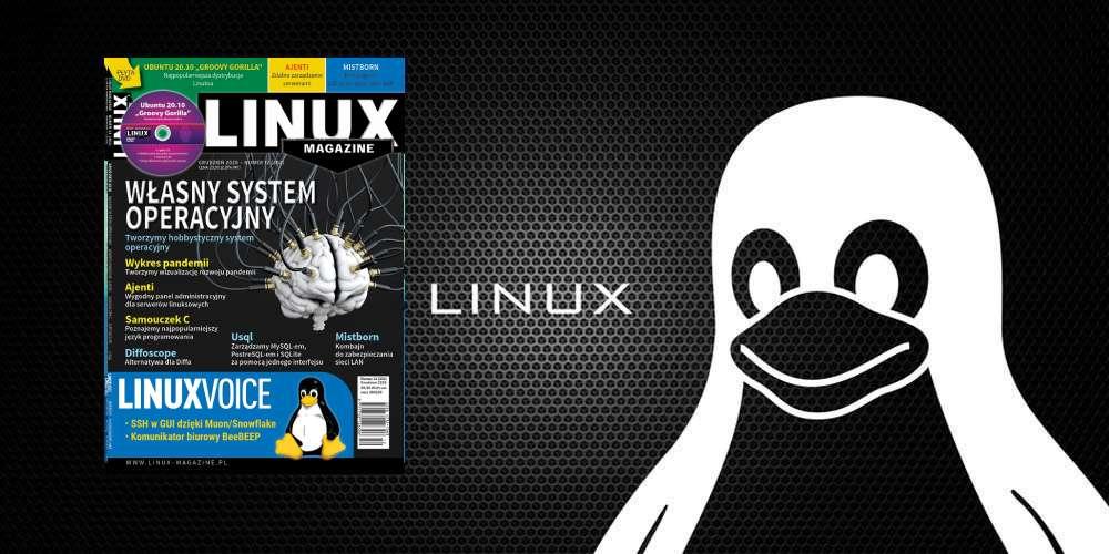 Co nowego w Linux Magazine w grudniu?